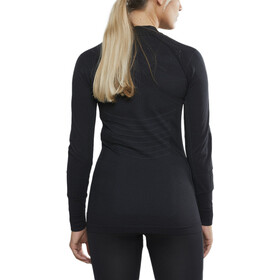 Craft Active Intensity Crew Neck Longsleeve Dames, black/asphalt